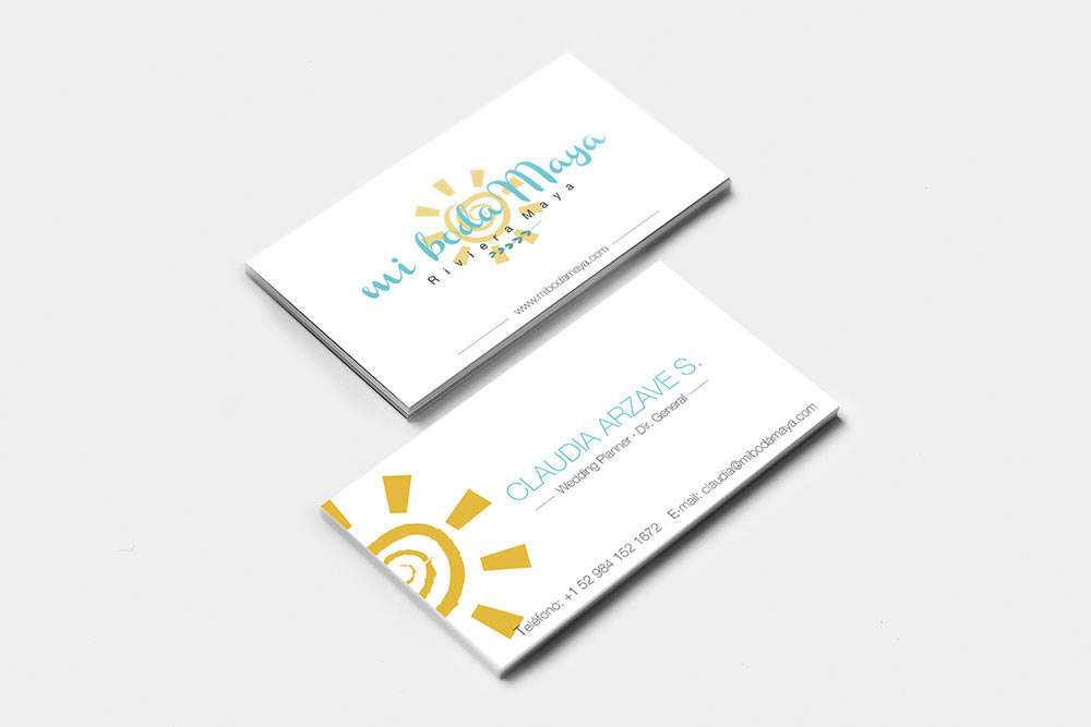 Branding and Web Design Agency Miami | Business Card SpotOn
